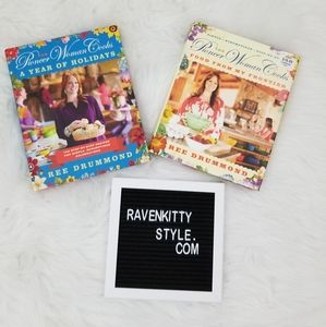 Pioneer Woman Cookbook Bundle Holiday Gifts